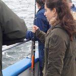 Fisketur i Öresund September